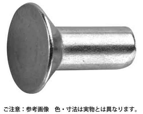 BSサラリベット 材質(黄銅) 規格(3X5) 入数(4000)