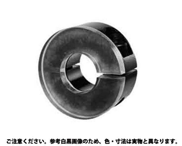 ダンパーツキスリットカラー 表面処理(無電解ニッケル(カニゼン)) 材質(S45C) 規格(SCS0410MD) 入数(50)