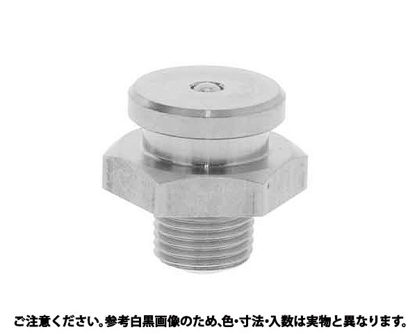 螺子ボルトシリーズ BS ボタンヘッドニップル 表面処理 ニッケル鍍金 装飾 材質 公式通販 サンコーインダストリー 100 8PF 入数 新作 1 黄銅 規格