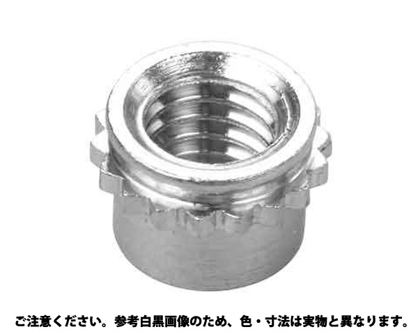 カレイ ミニチュアナット(ステン 材質(ステンレス) 規格(SSMN415) 入数(1000)