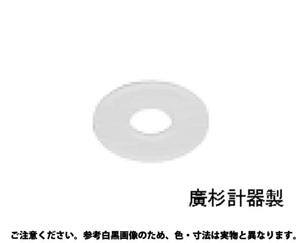 ナイロン ワッシャー NN 規格(0814-10) 入数(500)