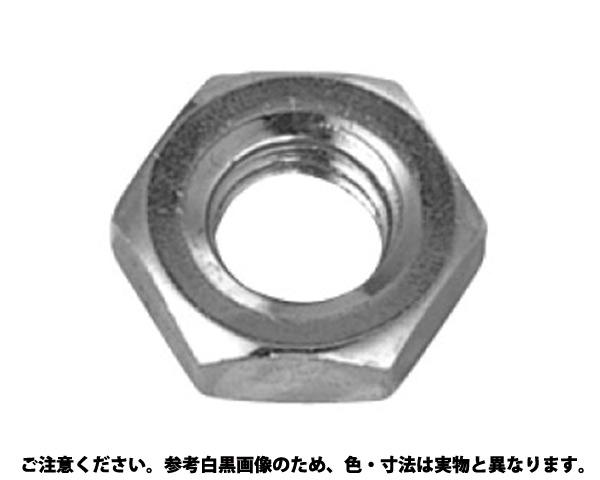 SUS316 ナット(3シュ 材質(SUS316) 規格(3/4) 入数(65)