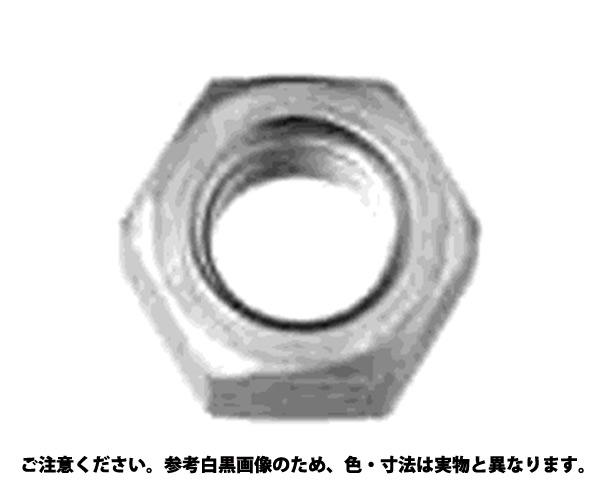 S45C(H)ナット(2シュ 材質(S45C) 規格(M36ホソメ2.0) 入数(1)