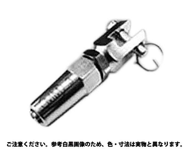 316ロックターミナルフォーク 材質(SUS316) 規格(WLF-3) 入数(10)