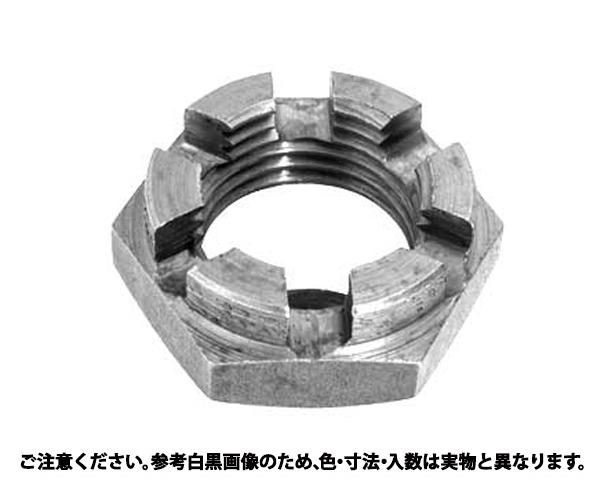 ミゾツキN(ヒクガタ(2シュ 材質(ステンレス) 規格(M30ホソメ1.5) 入数(24)