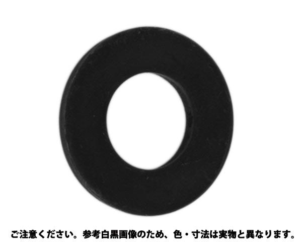 S45CハイテンションW(M30 表面処理(三価ブラック(黒)) 材質(S45C) 規格(33X58X6.0) 入数(30)
