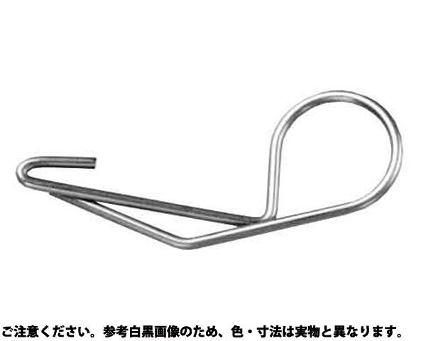 SUSナットストッパーピン 材質(ステンレス) 規格(M8-M10) 入数(1000)