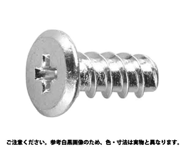 (+)スリムヘッドPタイプ 表面処理(三価ホワイト(白)) 規格(3X6) 入数(3000)