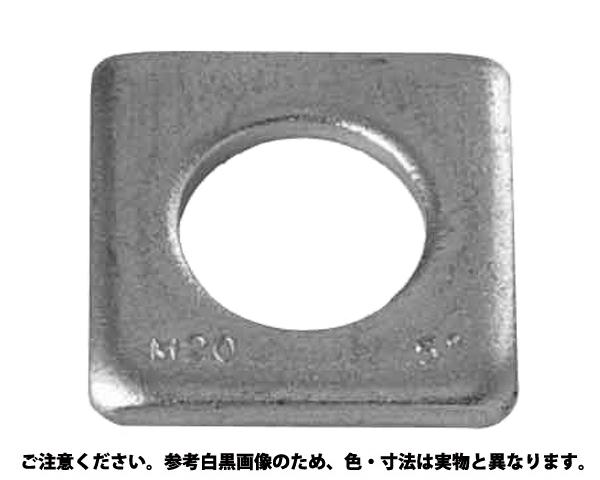 テーパーW(チャンネルヨウ 表面処理(パ-カ- (黒染・四三酸化鉄皮膜)) 規格(M8-5゚D22) 入数(230)