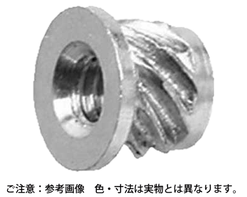 BSビット(フランジ 材質(黄銅) 規格(FB306540CD) 入数(2500)