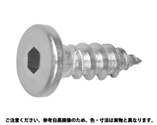 ゴクテイトウAヒラ(6カクアナ 材質(ステンレス) 規格(4X12) 入数(1000)
