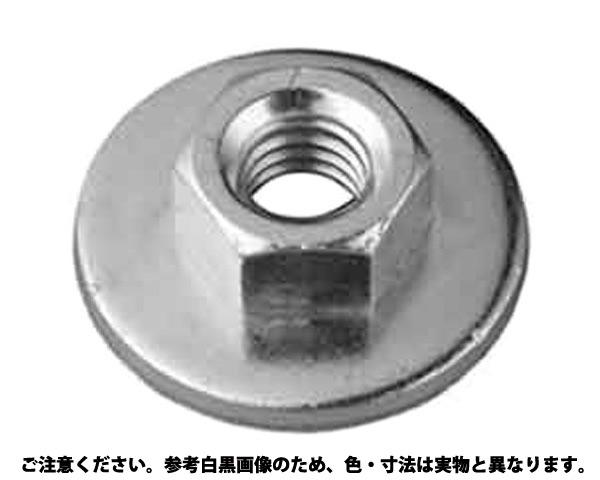フラットWナット(OPG 表面処理(三価ホワイト(白)) 規格(M6(10X22) 入数(350)