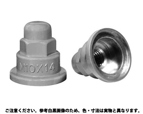 ジンクハット(オールアンカー 規格(ZHS-12X19) 入数(60)