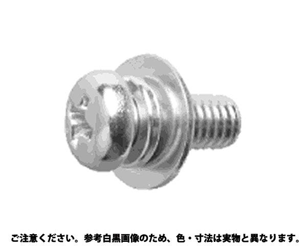 ピタック(+)ナベP=3 表面処理(ニッケル鍍金(装飾) ) 規格(3X6) 入数(3000)
