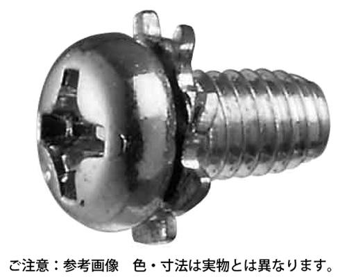 SタイプナベLO=2(ソトハ 表面処理(三価ホワイト(白)) 規格(3X8) 入数(3000)