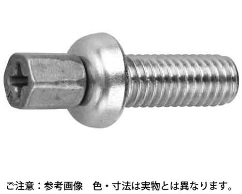 SUSノーリセス 材質(ステンレス) 規格(5X12) 入数(100)