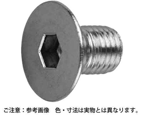 サラCAP(ホソメP-1.25 表面処理(BC(六価黒クロメート)) 規格(10X40) 入数(100)