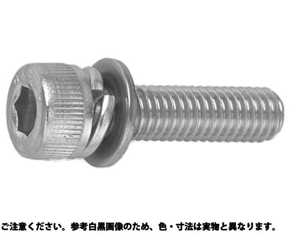 10.9CAP I=4 表面処理(ニッケル鍍金(装飾) ) 規格(6X10) 入数(300)
