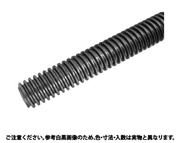 ダイケイネジ(R)P=6.0 材質(S45C) 規格(NTR40X1000) 入数(1)