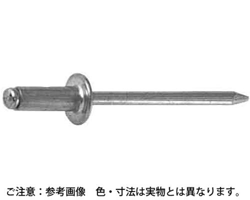 エビBR アルミ-テツNSA 表面処理(三価ホワイト(白)) 規格(NSA814E) 入数(500)