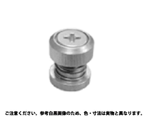 PEMパネルファスナーPF60 規格(-M5-0CN) 入数(100)