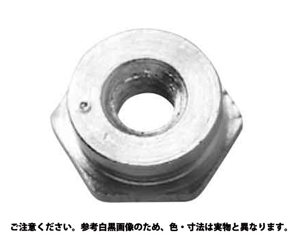 クリンチング フラッシュN 材質(ステンレス) 規格(TF-M5-1) 入数(1000)