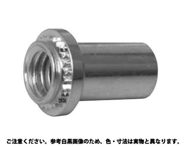 SUS ブラインドナット 材質(ステンレス) 規格(TBS-M3-2) 入数(1000)
