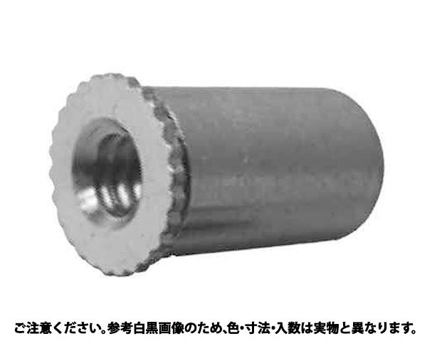 クリンチングスペーサTDFS 材質(ステンレス) 規格(4.2M3-6) 入数(1000)
