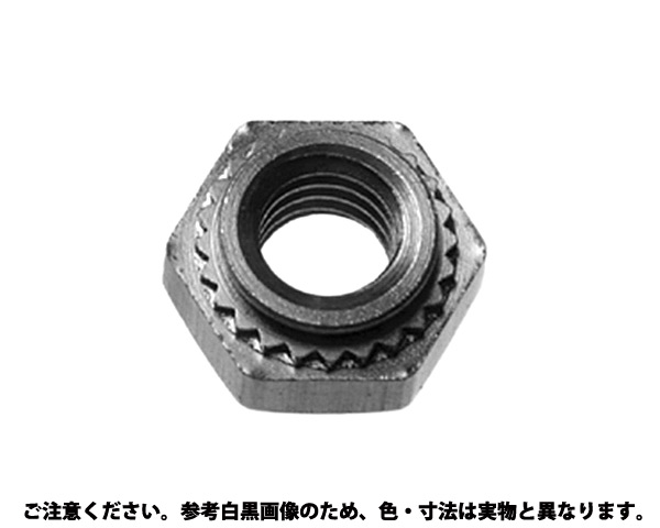SUS ファブナット 材質(ステンレス) 規格(EKS-M6-1) 入数(1000)