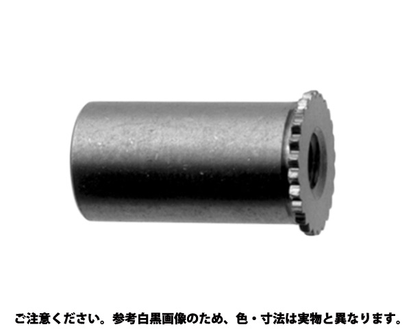 SUSクリンチングスペーサー 材質(ステンレス) 規格(FKS4.2M3-3) 入数(1000)