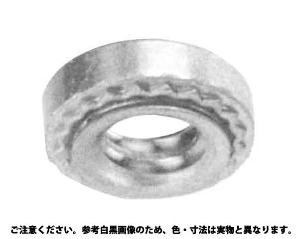 クリンチングナット ウスイタ 材質(ステンレス) 規格(SMPS-M2.5) 入数(1000)