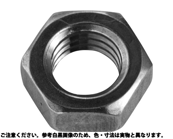 コガタナット(3シュ(B12 表面処理(ニッケル鍍金(装飾) ) 規格(M8X1.25) 入数(1000)