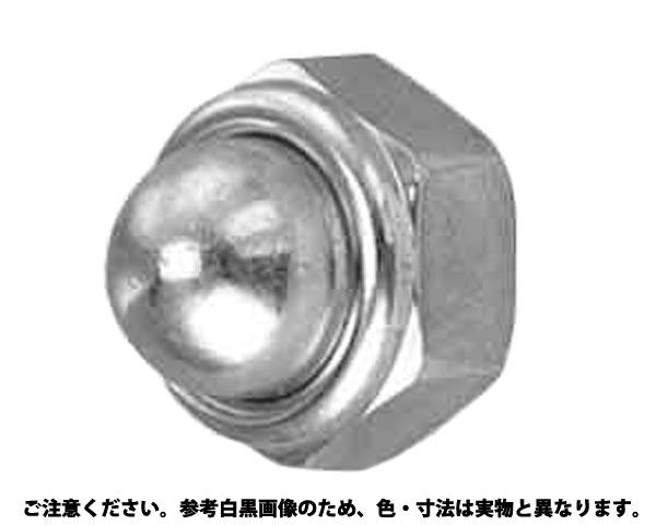 Uナット(CAPツキ(ホソメ 表面処理(三価ホワイト(白)) 規格(M12ホソメP1.5) 入数(300)