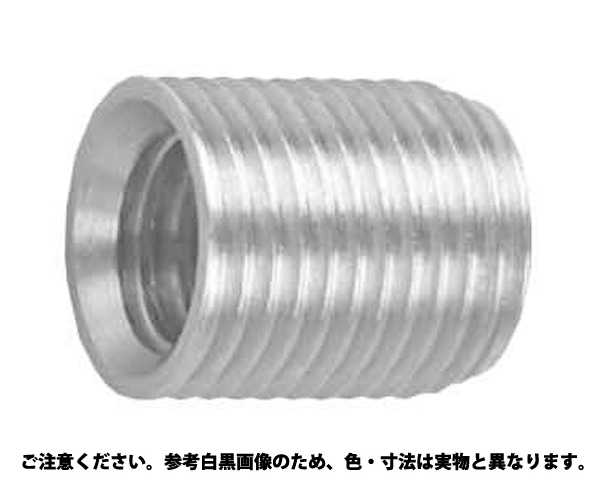 ROHSイリサート 3/8-16 材質(ステンレス) 規格(UNC3/8X9.5) 入数(100)