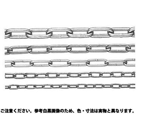 チェーン(A(30メーター 材質(ステンレス) 規格(6-A) 入数(1)