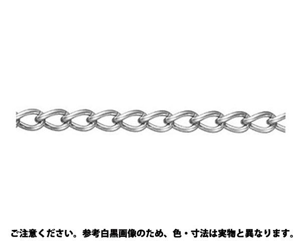 マンテルチェーン(30メーター 材質(ステンレス) 規格(3-M) 入数(1)