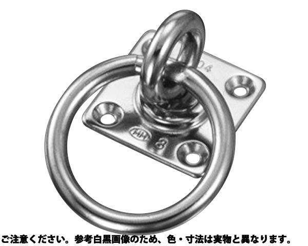 カイテンマルカンプレート 材質(ステンレス) 規格(SIR-8) 入数(10)