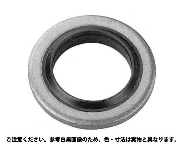 <title>売店 螺子ボルトシリーズ NOK シールW SPCC 規格 WF-24 入数 50 サンコーインダストリー</title>