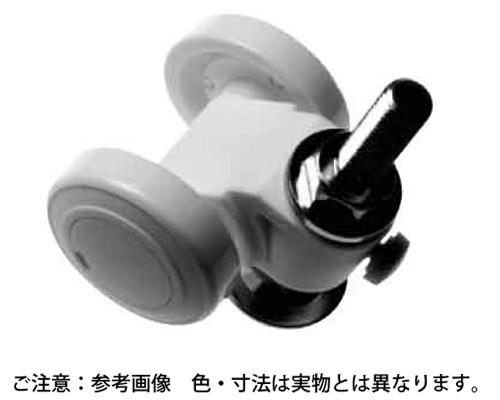 キャスパッド(ボルト(シロ 規格(CABF50W) 入数(1)