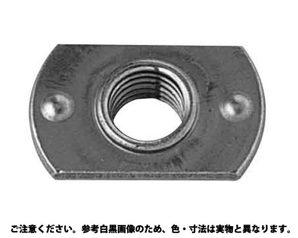 TガタヨウセツN(1A(バラ 表面処理(BC(六価黒クロメート)) 規格(M8) 入数(2500)