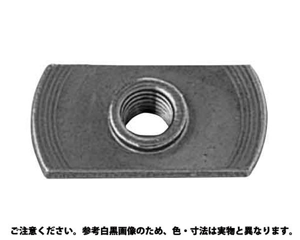 TガタヨウセツN(2A(バラ 表面処理(三価ブラック(黒)) 規格(M6) 入数(4000)