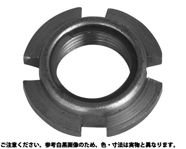 ファインUナット S45C 材質(S45C) 規格(M130(#26) 入数(1)