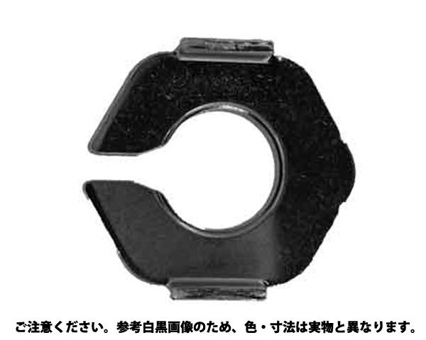 ヨッシャー Cタイプ 表面処理(三価ホワイト(白)) 規格(M8) 入数(200)