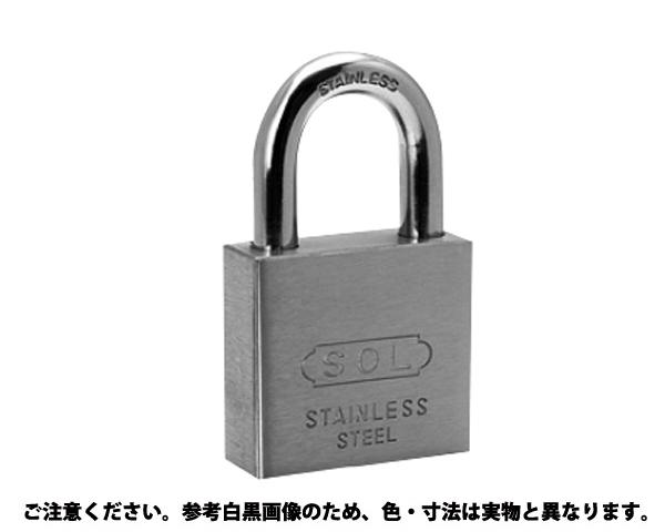 NO3500オールステンロック 規格(40(カギチガイ) 入数(1)