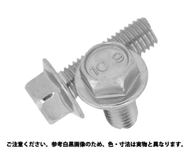 10.9フランジBT(1シュ 表面処理(三価ホワイト(白)) 規格(6X25) 入数(300)