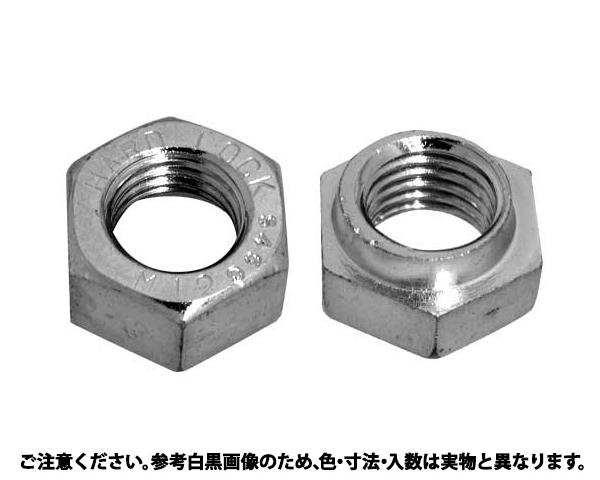ハードロックN(ホソメ 表面処理(三価ホワイト(白)) 規格(M30X1.5) 入数(25)