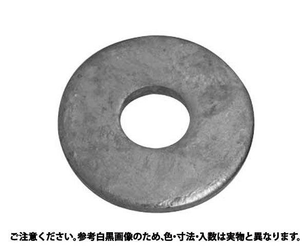 マルW(ユニュウ 表面処理(ドブ(溶融亜鉛鍍金)(高耐食) ) 規格( 18X40X9.0) 入数(400)