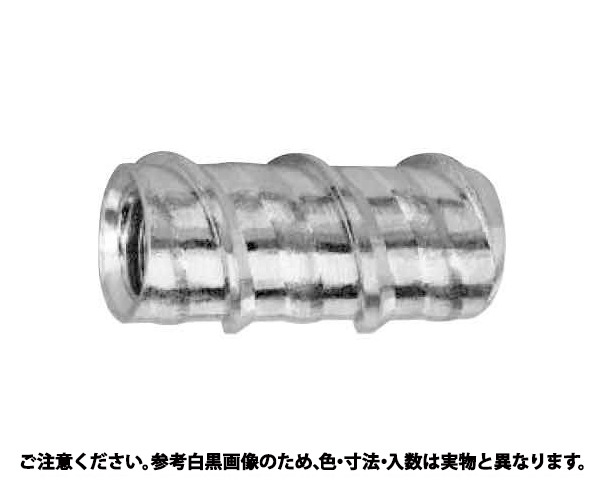 スネイクアンカー 表面処理(三価ホワイト(白)) 規格(M10) 入数(50)