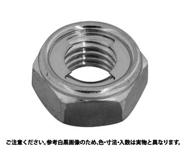 Uナット (1シュ 表面処理(溶融亜鉛アルミ合金鍍金) 規格(M18) 入数(125)