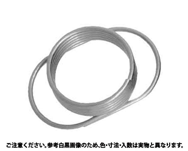HLスプリング(バタフライ 表面処理(生地) 材質(ステンレス) 規格(M36) 入数(1)